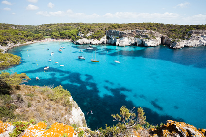 Menorca - Spanien - Cala Macarella