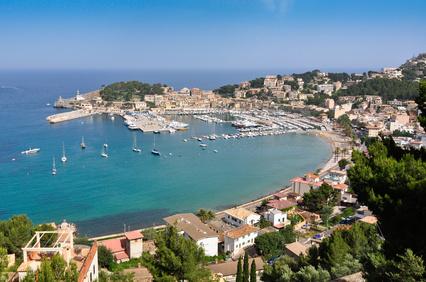Port de Sóller / Mallorca